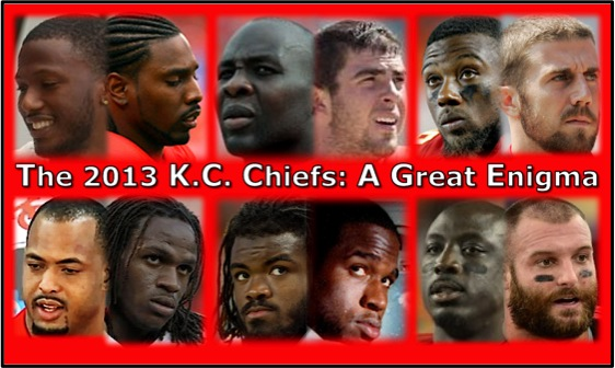 2013 Chiefs A Great Enigma