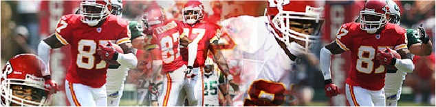 Eddie Kennison Collage