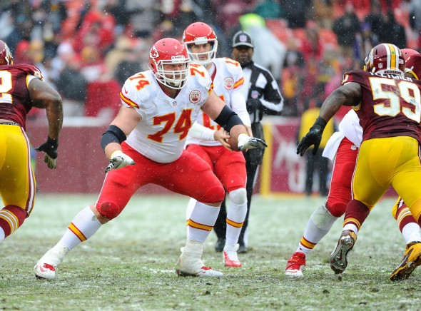 NFL: Kansas City Chiefs at Washington Redskins