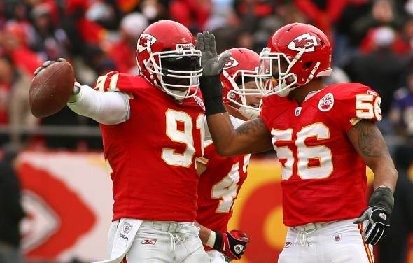 Baltimore Ravens vs. Kansas City Chiefs in Missouri