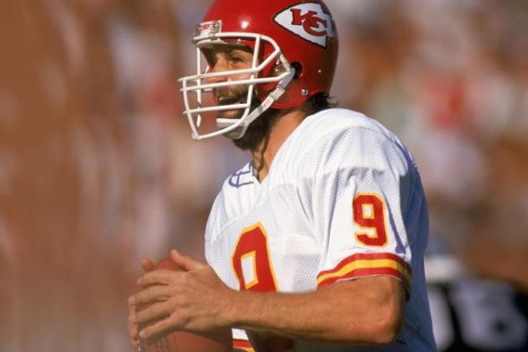 Bill Kenney Kansas City Chiefs