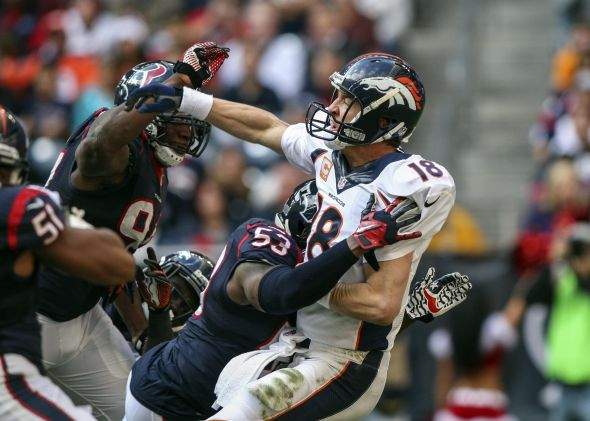 NFL: Denver Broncos at Houston Texans