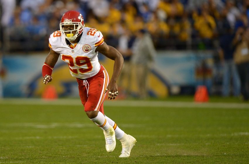Eric Berry Carted Off Practice Field With Lower Body Injury