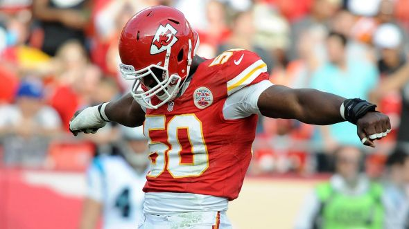 NFL: Carolina Panthers at Kansas City Chiefs