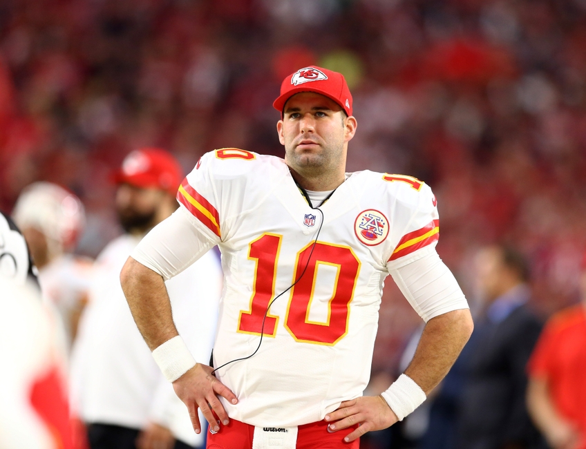 Will The Kansas City Chiefs Move On From Chase Daniel