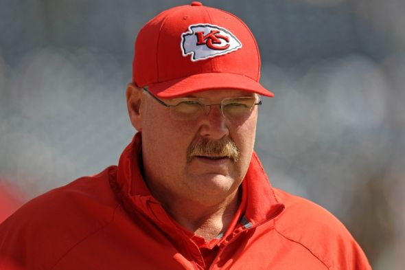 Andy Reid Talks Chiefs Injuries Phillip Gaines And More