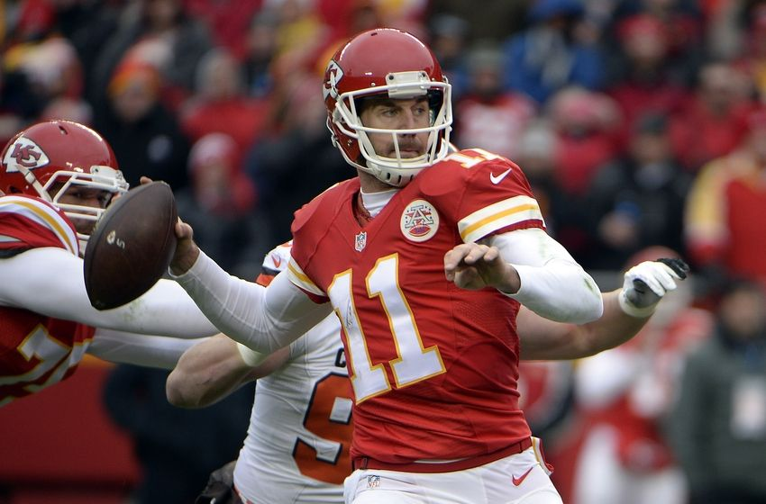 Alex Smith Net Worth