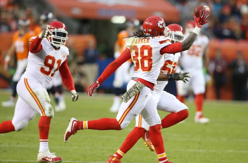 Kansas City Chiefs wide receiver Jeremy Maclin does not have ACL tear