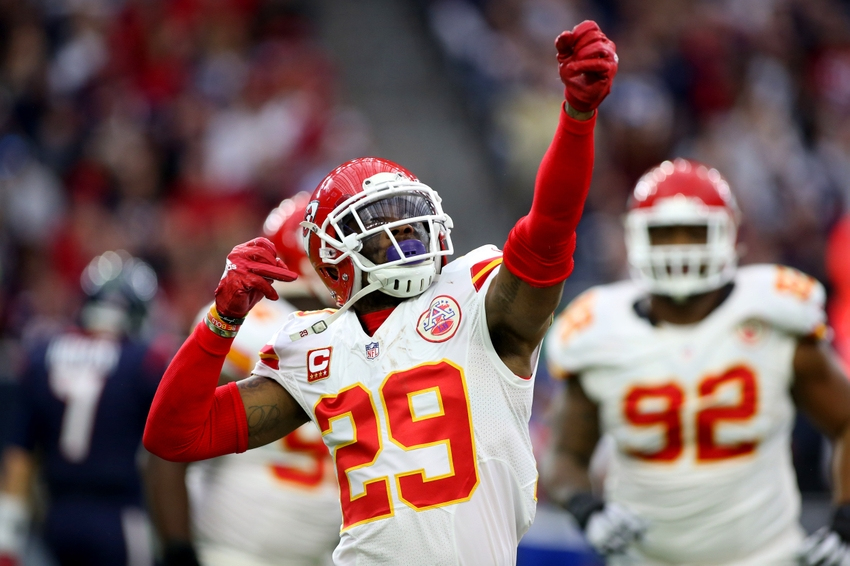 Eric Berry, Chiefs not expected to reach long-term deal, reports say