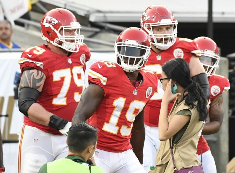 Chargers At Chiefs Live Stream How To Watch