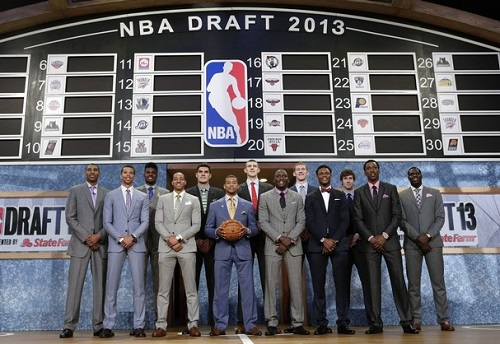 Nba Draft 2013 Results Complete First And Second Round