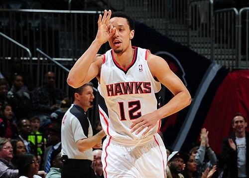 Atlanta Hawks second-year shooting guard John Jenkins ranks 301 in ESPN's 2013 NBA Players Rankings list
