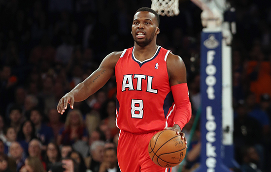 Atlanta Hawks third-string point guard Shelvin Mack ranks 431 on ESPN's 2013 NBA Player Rankings list (Photo by Bruce Bennett/Getty Images)