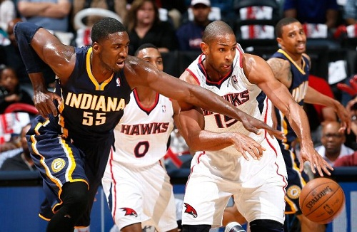 hawks vs pacers