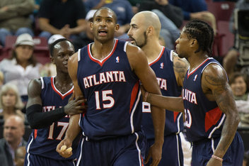 NBA: Atlanta Hawks at Sacramento Kings