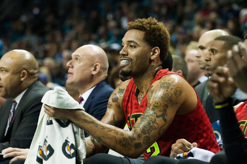 Mike-scott-nba-atlanta-hawks-charlotte-hornets