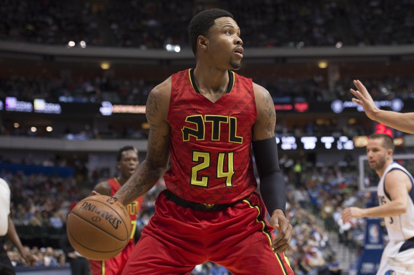 Kent-bazemore-nba-atlanta-hawks-dallas-mavericks