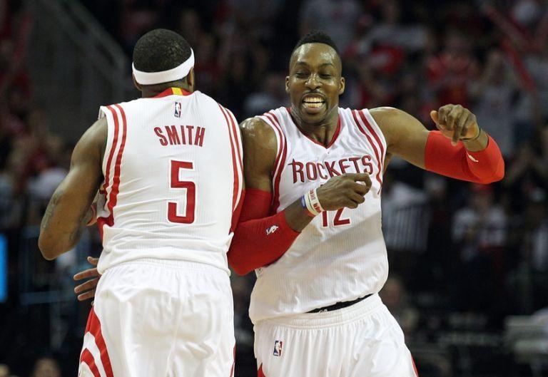 Dwight-howard-josh-smith-nba-playoffs-dallas-mavericks-houston-rockets-768x529