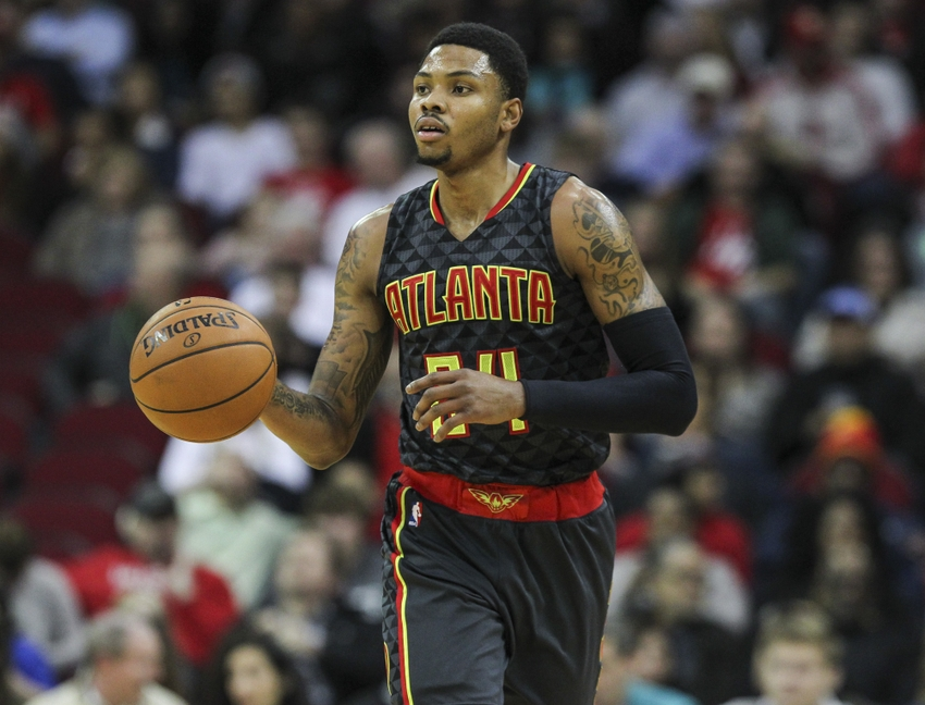 Are Kent Bazemore's struggles a cause for concern?