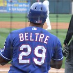 Adrian Beltre - (Photo J. Collander)