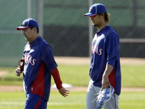 Yu Darvish in Surprise