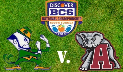 Alabama Poised To Thwart Irish Offense