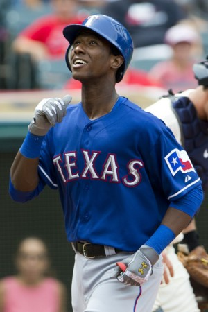 Rangers would move Profar for the right piece. (photo credit- Zimbio.com)