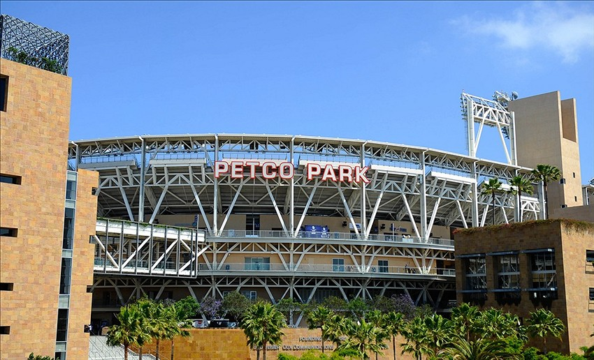 Petco Park. Credit: Christopher Hanewinckel-USA TODAY Sports