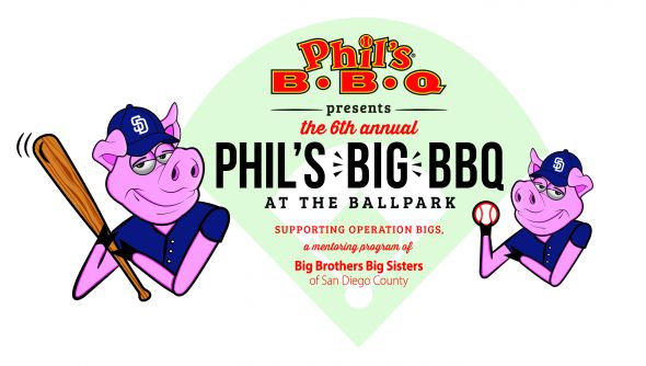 Support a great cause and enjoy BBQ and the Padres for the 6th straight year!
