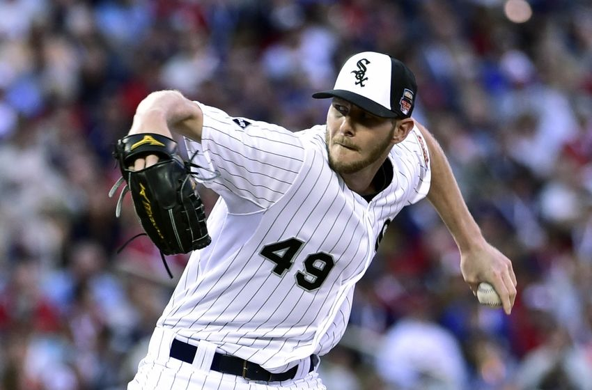 Chris Sale was the White Sox first All-Star game starter since 2005.