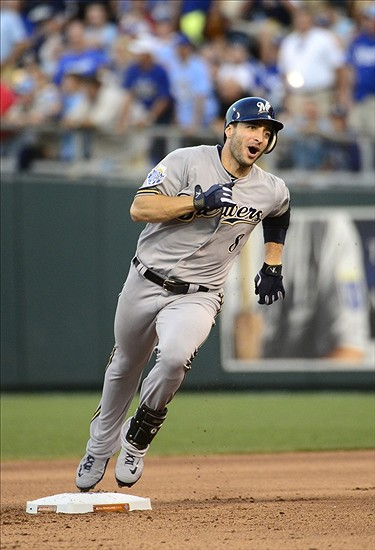 Brewers' Ryan Braun Playing Like Old Self