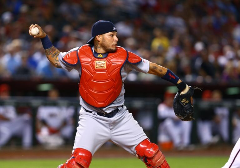 St. Louis Cardinals: Yadier Molina may be playing too much