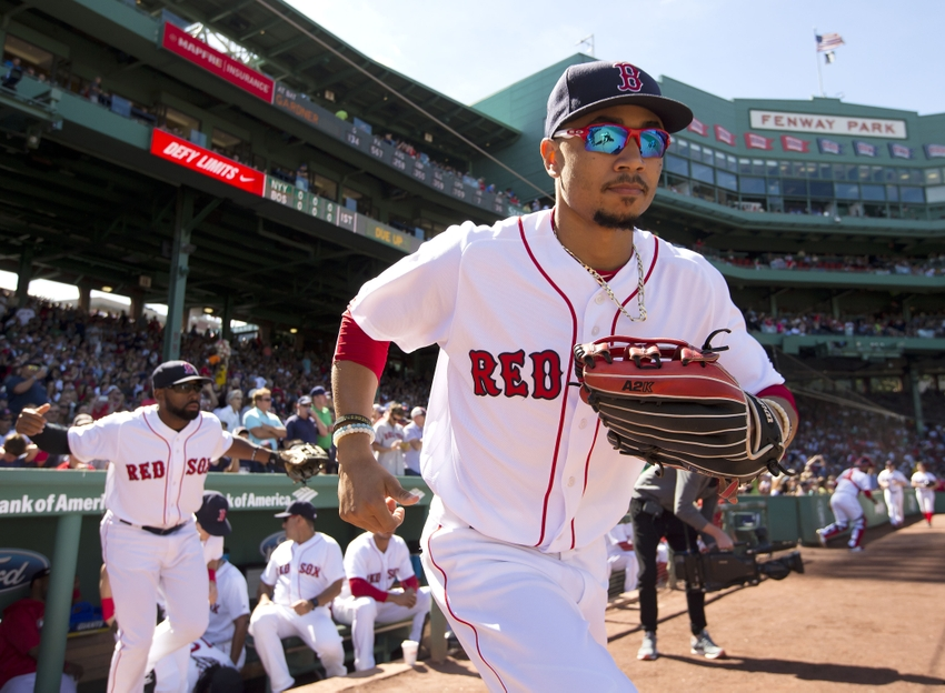 Boston Red Sox: The Making of All-Star Mookie Betts