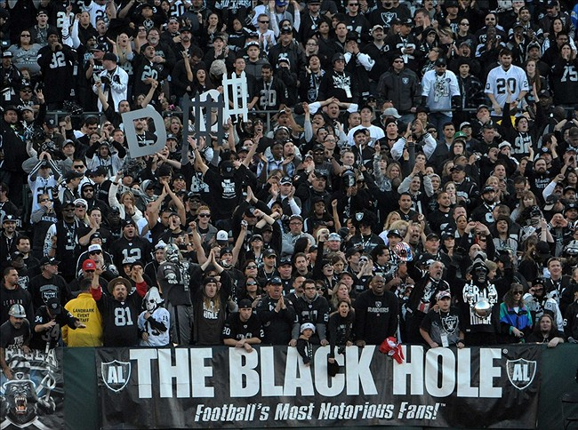Oakland Raiders To Make Major Donation To Public Schools