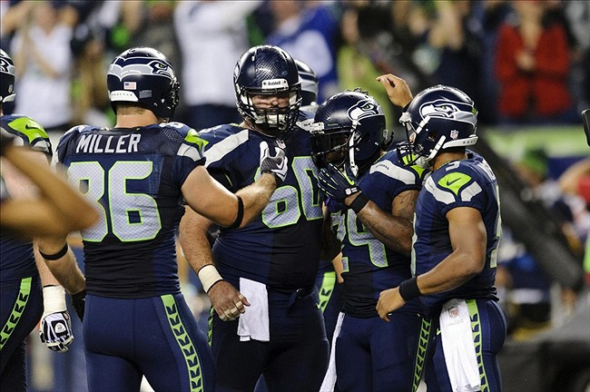 Max Unger 2013 Seahawks Max Unger Breno