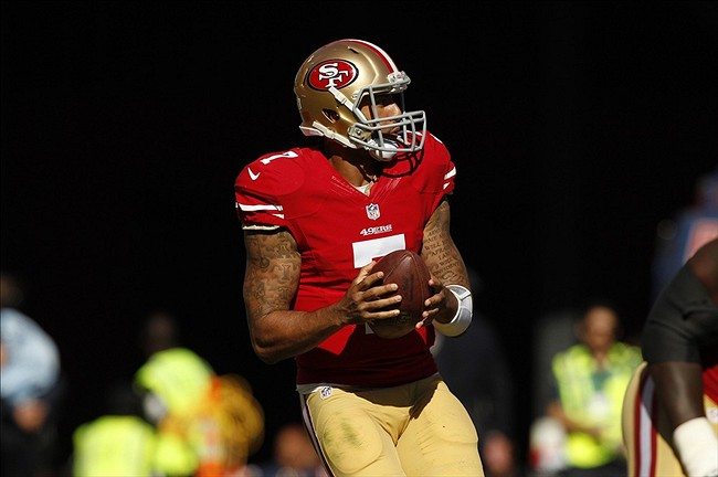 Pics Photos - Nfl Fans Using Colin Kaepernick S Quick Success With ...