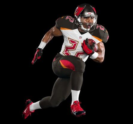 Tampa Bay Buccaneers new uniform via Uni Watch