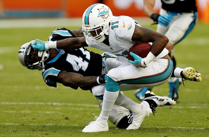 2014 Preview Miami Dolphins Wide Receiver Mike Wallace