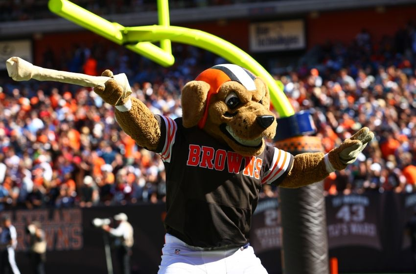 Cleveland Browns Name New Mascot Quot Swagger Quot