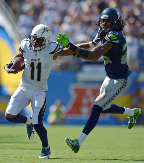 San Diego Chargers Cornerbacks: San Diego Chargers Claim Richard Sherman Was 'Exposed