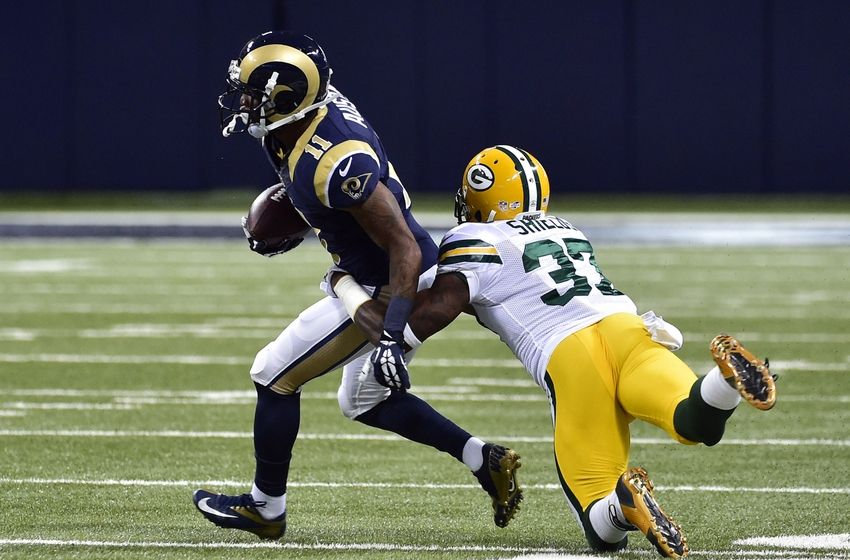 Tavon Austin Injury St Louis Rams Wr Questionable To