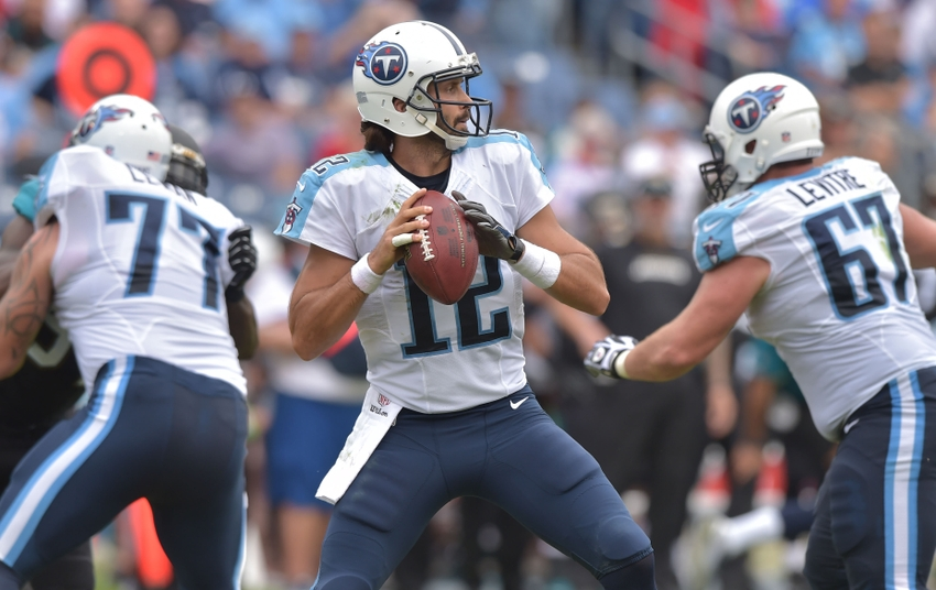 Charlie Whitehurst Will Start Jake Locker Ruled Out Nfl