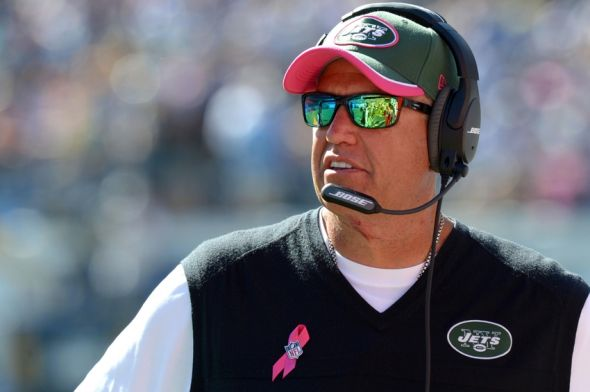 Rex Ryan John Idzik Highly Unlikely To Be Fired During