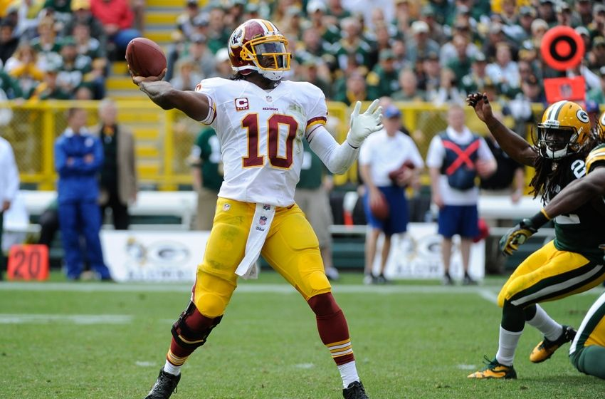 Rg3 Injury Redskins Qb Expected To Return After Bye