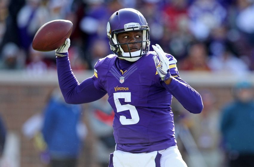 teddy bridgewater hard to evaluate fairly up to this point