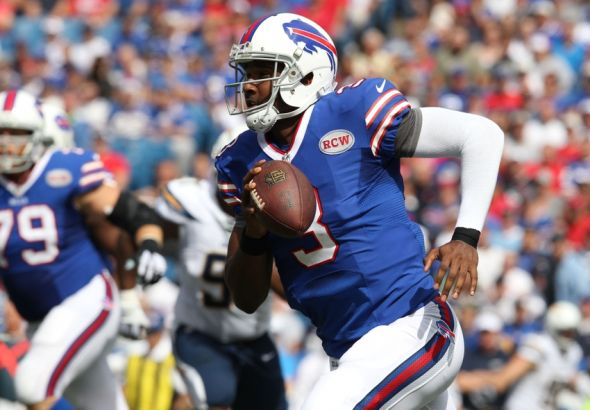 Buffalo Bills: Could EJ Manuel start at quarterback?