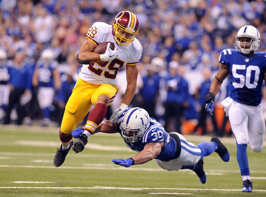 Indianapolis Colts Laron Landry Ends His Time In