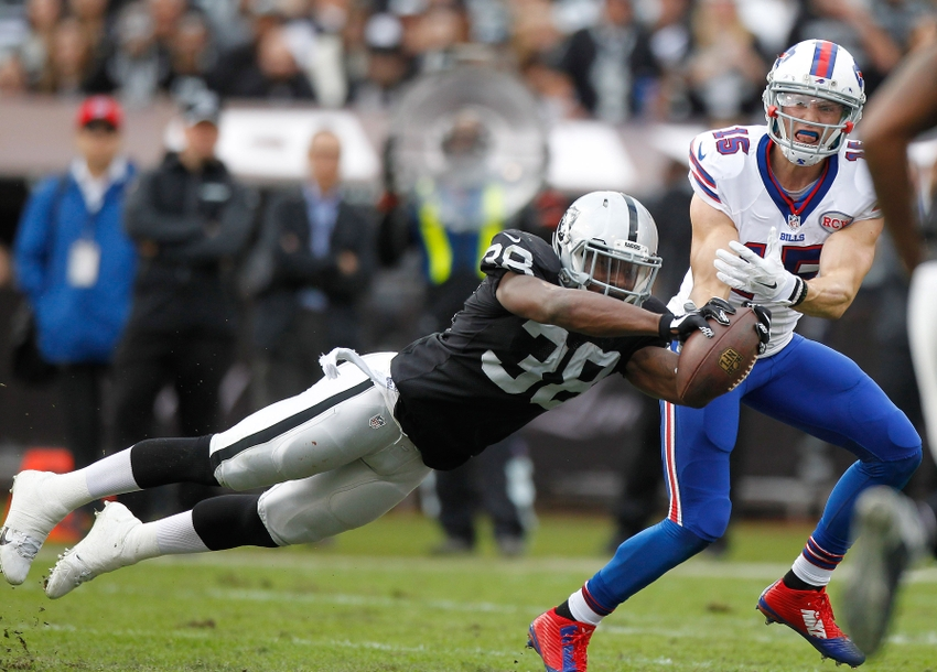 Oakland Raiders Sticking With Youth At Cornerback