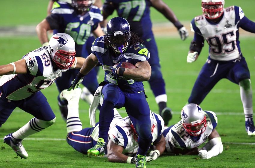 Seattle Seahawks Will Marshawn Lynch Being To Decline