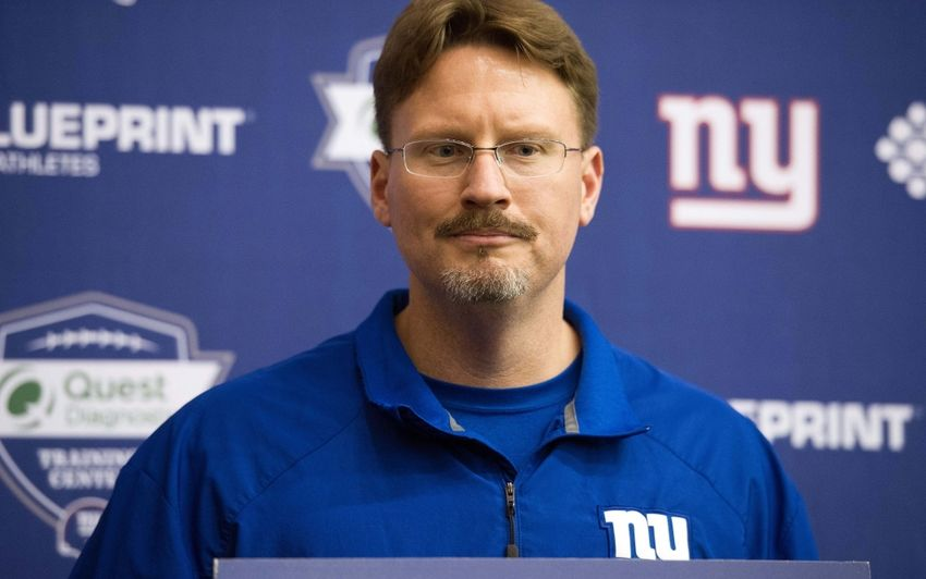 New York Giants Ben Mcadoo S Plan To Fix The Team